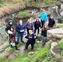 National Threatened Species Day walk at Galada