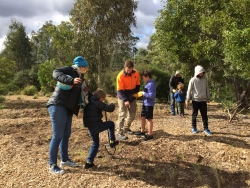 National Tree Day Planting Yarra 2017