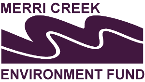 Merri Creek Environment Fund link