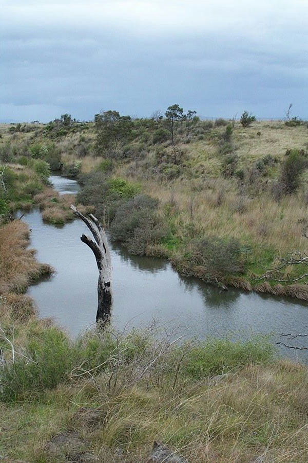 Merri Creek, Galada Tamboore, (Wurundjeri language for Stream Waterhole) Thomastown and Campbellfield