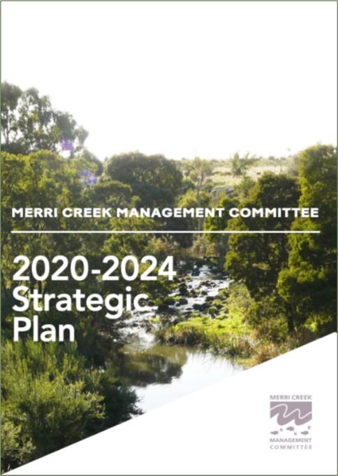 MCMC Strategic Plan cover