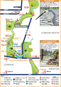 Merri Shared Path brochure
